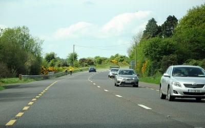 Левостороннее движение. Аренда машины в Ирландии.