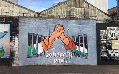 Belfast / Белфаст. Ирландия на машине. Часть 4
