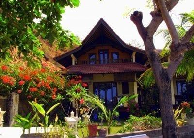 снорклинг на Бали, Амед