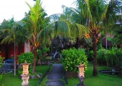снорклинг на Бали, Амед, отель Three brothers