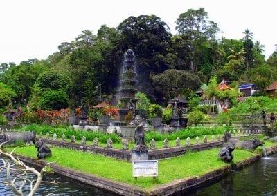 Бали, Амлапура, водный дворец