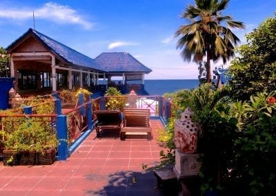 снорклинг на Бали, Туламбен, отель Matahari