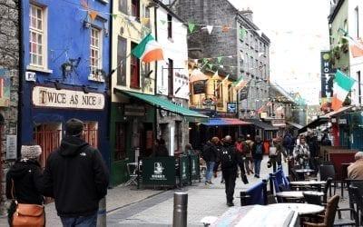 Голуэй / Galway. Ирландия на машине. Часть 13