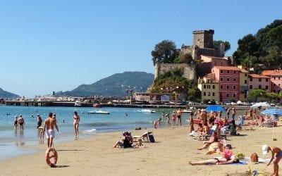 Итальянская Ривьера Лигурийское побережье — Riviera Ligure Italy