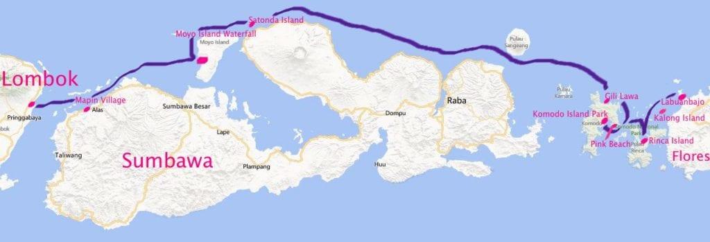 Снорклинг-круиз Комодо (Лабуан Баджо) - Ломбок - Практические путешествия