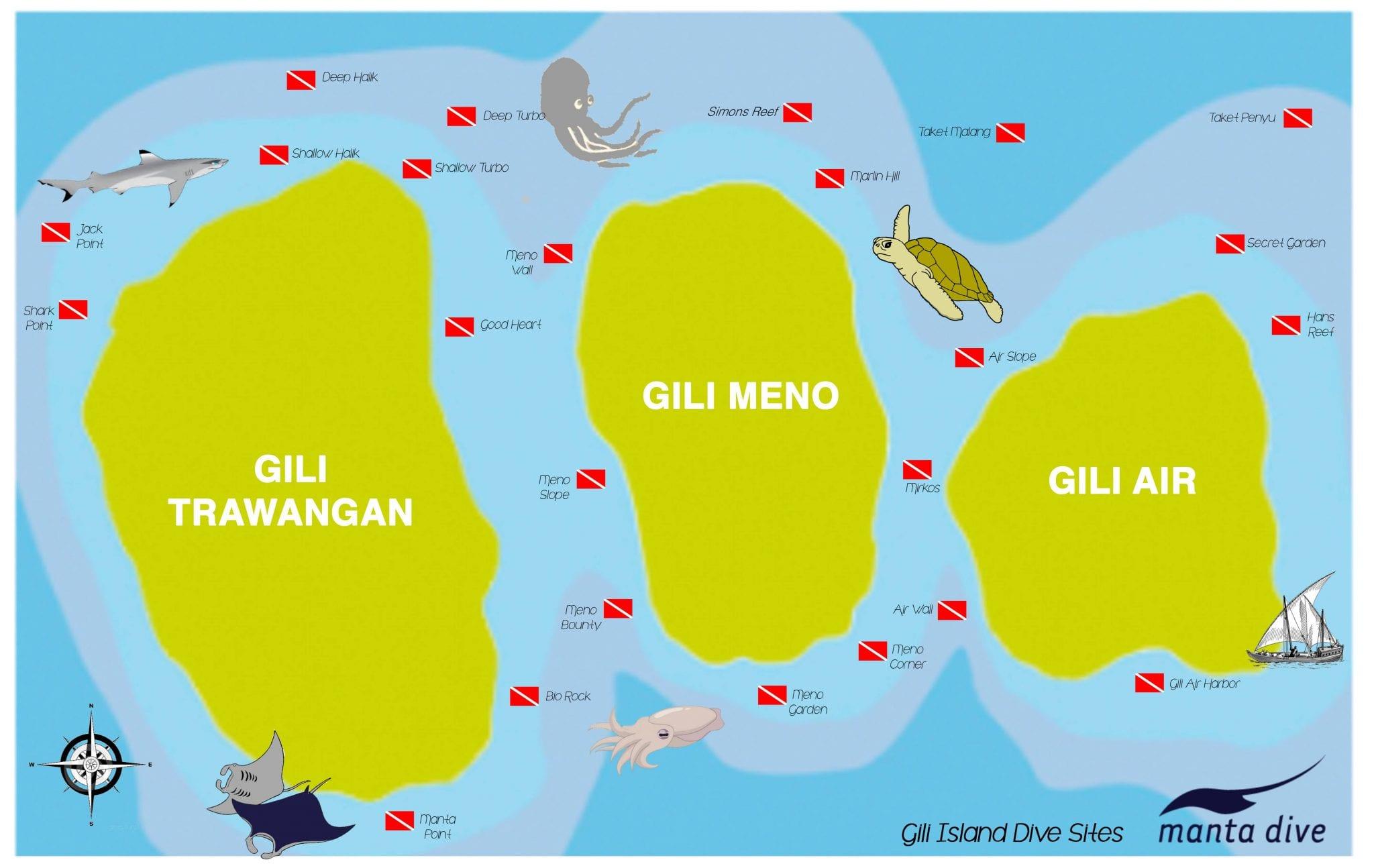 Острова Гили. Снорклинг с черепахами - Практические путешествия