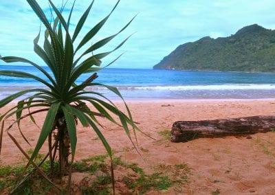 Lampuuk beach, Banda Acheh