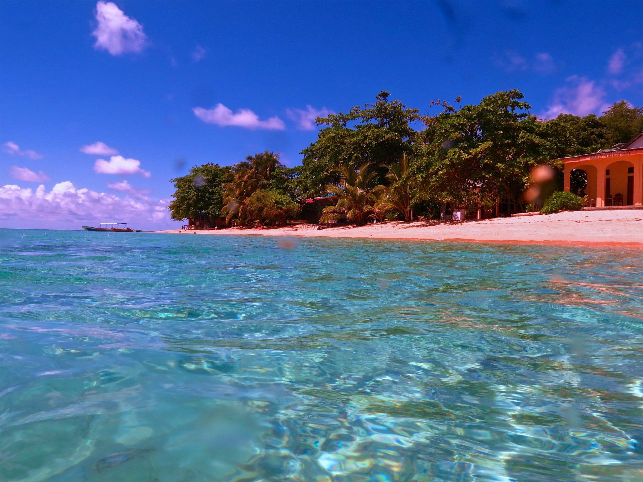 Banda-Hatta, острова Банда