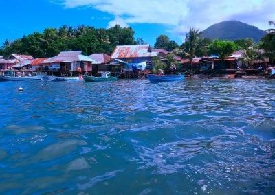 Banda-Naira, острова Банда