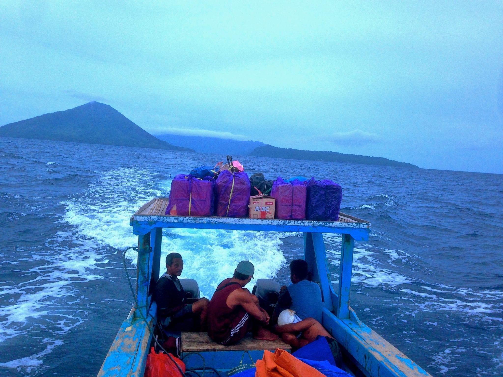 Путешествие на острова Банда - Практические путешествия