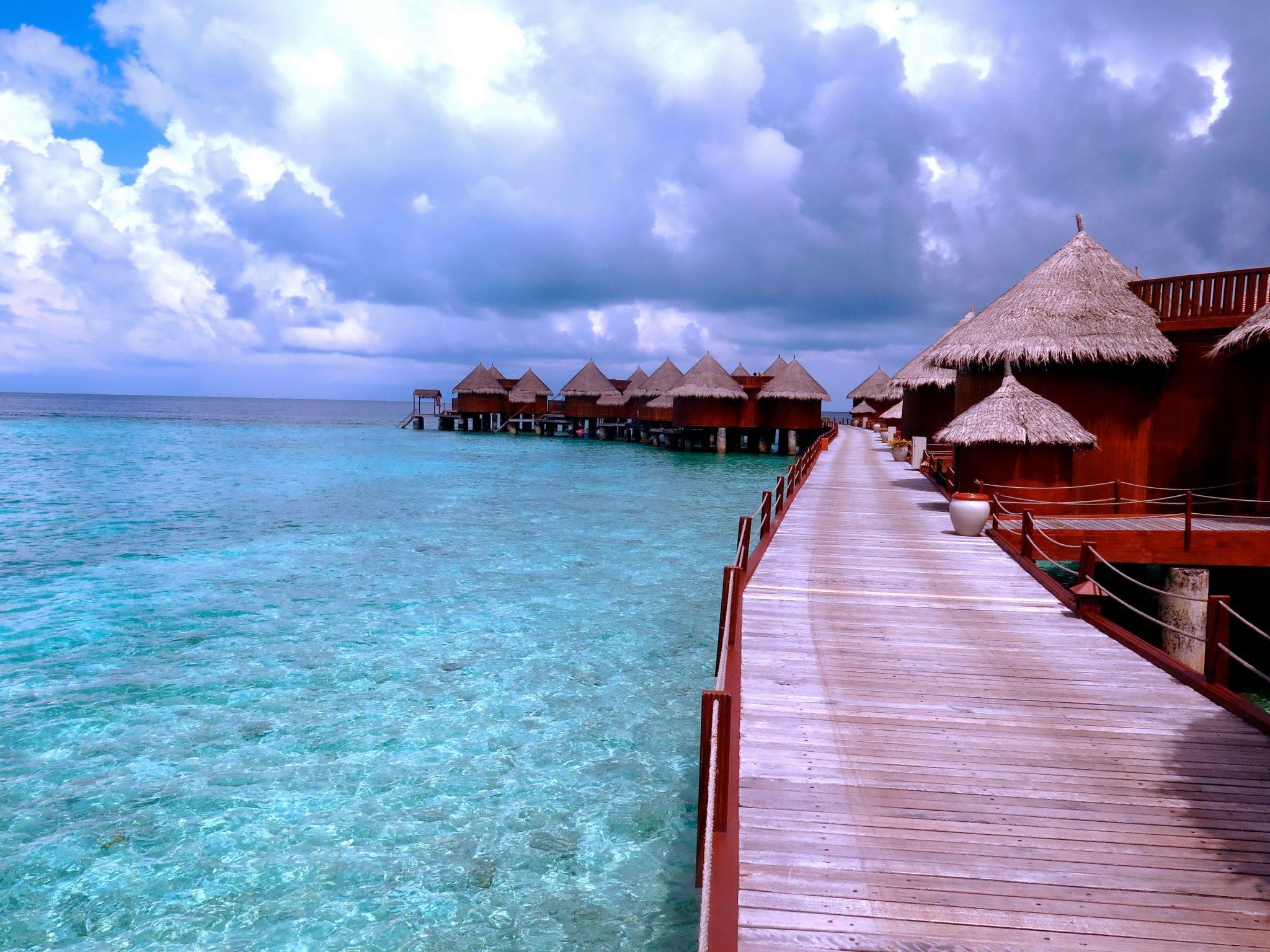 Остров Бодуфолуду (Bodufolhudhoo), Мальдивы