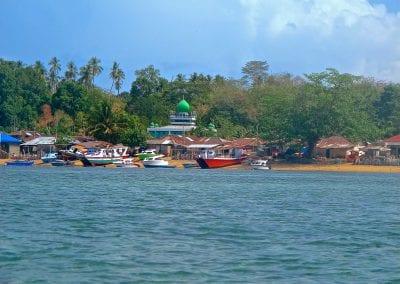 Бунакен, Индонезия