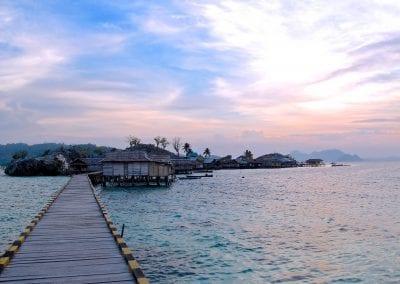 Malenge, Тогеанские острова