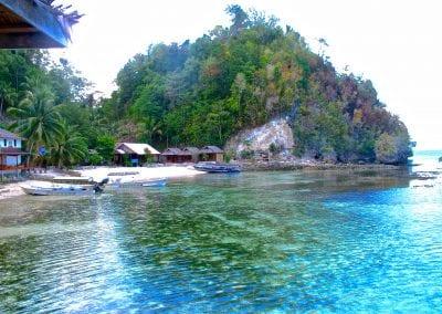 Kadidiri, Тогеанские острова