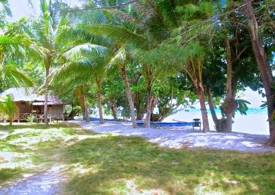 отель Faldhia Cottage, Pangempa, Тогеанские острова