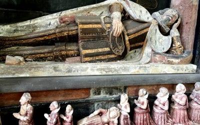 Youghal. Старейшая действующая церковь Ирландии.