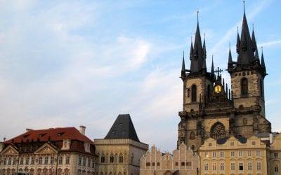 Достопримечательности Праги, маршрут на 3 дня